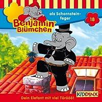 Benjamin als Schornsteinfeger (Benjamin Blümchen 18) Hörbuch