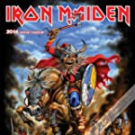 Iron Maiden 2016 Square 12x12 Wall Ca...