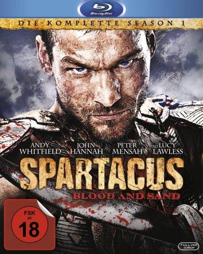 Spartacus: Blood and Sand - Die komplette Season 1 [Blu-ray]