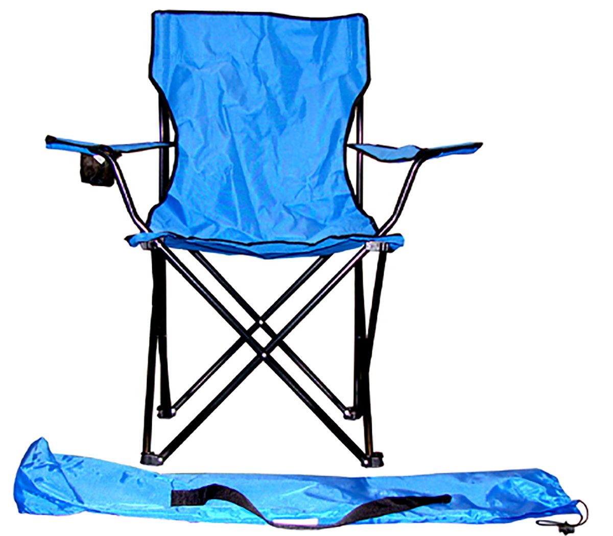 VMI Folding Chair with Cupholder