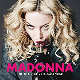 Official Madonna Square 2015 Calendar (Calendars 2015)