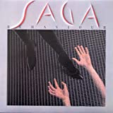 Saga: Behaviour LP VG++/NM Canada Maze Records ML 8010