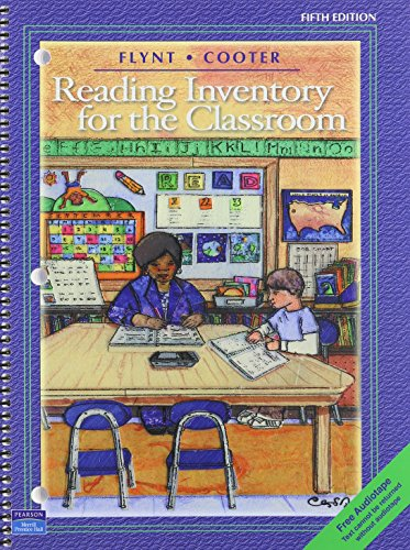Reading Inventory for the Classroom (5th Edition)