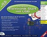 Lernpaket Elektronik Start mit USB, 1...
