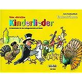 Meine allerersten Kinderlieder - 22 Kinderlieder für den Anfangsunterricht am Klavier