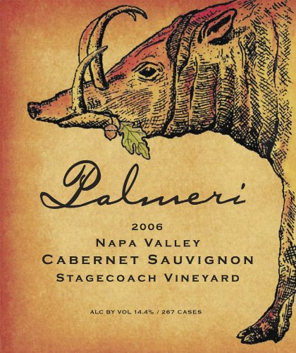 2006 Palmeri Wines Stagecoach Cabernet Sauvignon, Napa Valley 750 Ml
