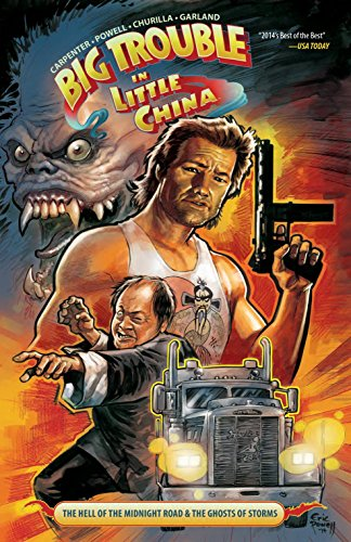 Big Trouble in Little China Vol. 1 (Big Trouble Little compare prices)