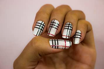 Buy Nail Art Sticker, Slithy Strips Online at Low Prices in India ...