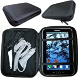 ChargerCity Exclusive Hard Protector Case with cable sleeve & OEM Micro SD Card Reader for 7″ Andrid Tablets. Item is Compatibe with all 7″ Tablet such as HTC EVO View 7 Samsung Galaxy Tab 7 (P1000) Blackberry Playbook 7 Viewsonic ViewPad 7 Coby Kyros MID7xxx Dell Streak 7 Achos 70 Velocity Micro Cruz Pandigital. **Product comes with 100% ChargerCity Direct Replacement Warranty & Satisfaction Guarantee**