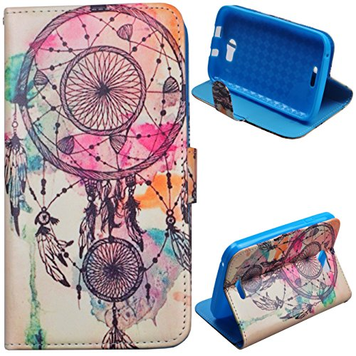 einzige-blu-studio-50-ii-d532u-straw-hat-slim-fit-leather-case-cover-with-stand-card-slots-with-free