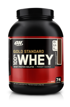 Gold standard whey protein amazon