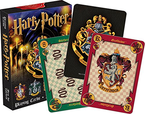 Harry Potter Crests - Set de 52 Cartes (nm 52357)