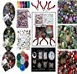 Adults Jewellery Making Beads Mix Pliers Findings Starter Kit Gift Set