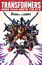 Transformers: More Than Meets The Eye (2011-) #54
