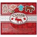 Fox Run Canada Cookie Cutter Set