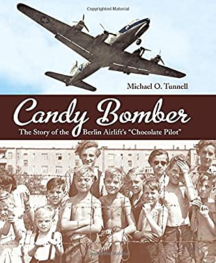 book cover of Candy Bomber