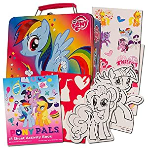 Buy My Little Pony Rainbow Dash Art Set In Tin Box Online At Low Prices In India
