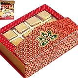 Holi Gifts Ghasitaram Gifts Pink Designer Chocolate Box