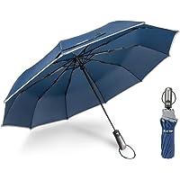 Ace Teah Auto Open Close 46 Inch Folding Umbrella