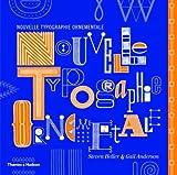 echange, troc Steven Heller, Gail Anderson - Nouvelle Typographie ornementale