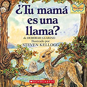 Is Your Mama a Llama? (Spanish Edition) Audiobook