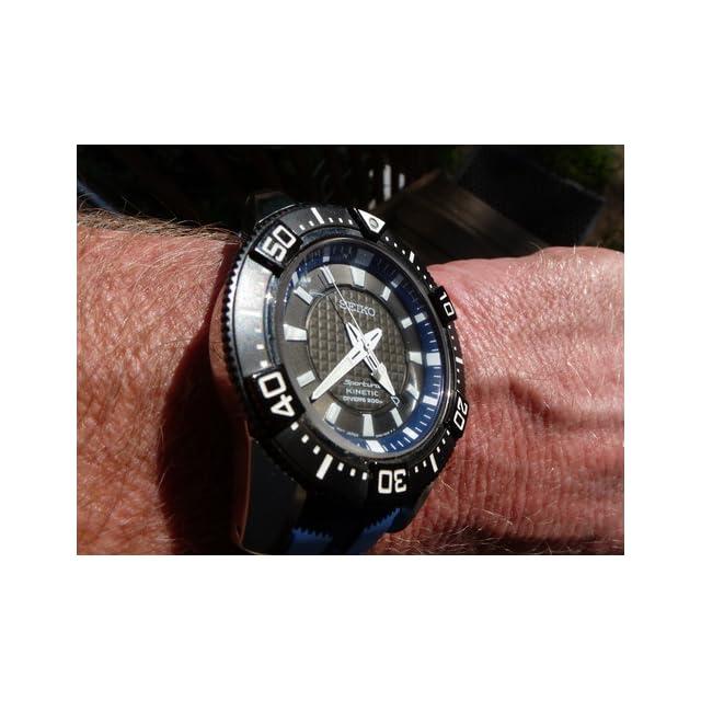 Seiko Mens SKA563 Sportura Diver Japanese Quartz Watch