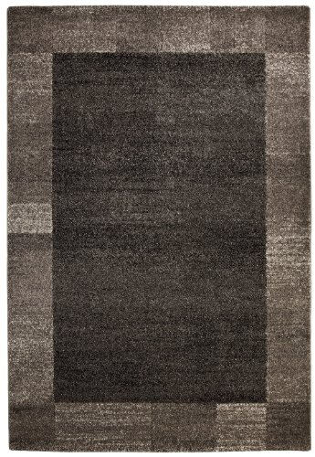"Rug - Woven ""Brand Luxor Living"" Anthracite ""5 Sizes Availlable"" 2Ft1""X4Ft6"" front-474967"