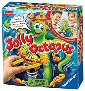Ravensburger Jolly Octopus - Children's Game