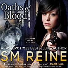 Oaths of Blood: Ascension, Book 2 (       UNABRIDGED) by SM Reine Narrated by Kate Udall