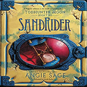 TodHunter Moon, Book Two: SandRider Hörbuch