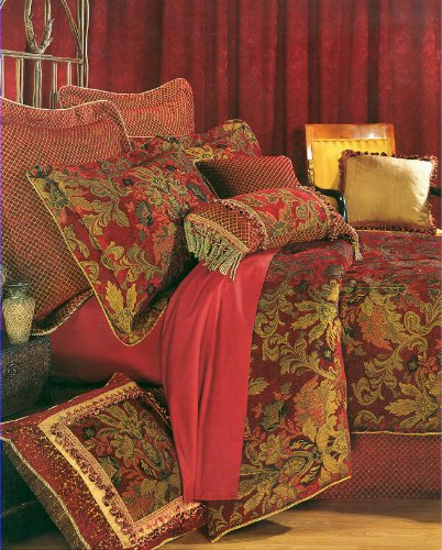 Cheap Asian Bedding Sets Sherry Kline Victoria Red 6