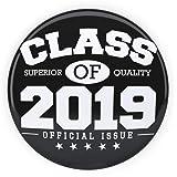 Tenacitee Class of 2019 Pinback Button, 2.25