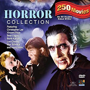Horror Collection 250 Movies