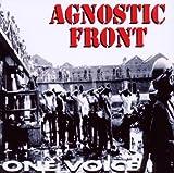 Anklicken zum Vergrößeren: Agnostic front - One Voice (Audio CD)