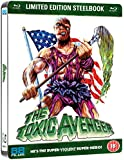 The Toxic Avenger Steelbook (Region Free) [PAL] [Blu-ray]