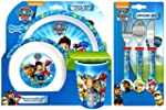 PAW Patrol 6-Piece Dinner Set | Dinne...