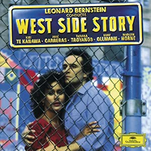Bernstein West Side Story from DG