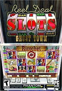 Reel Deal Slots Ghost Town from Phantom EFX