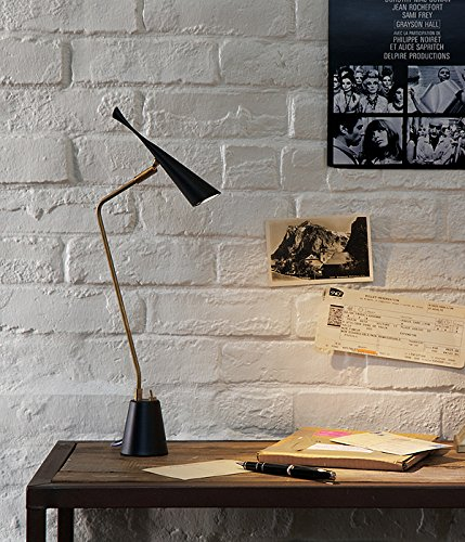 ARTWORKSTUDIO Gossip-LED desk light BK ゴシップデスクライト ブラック AW-0376E