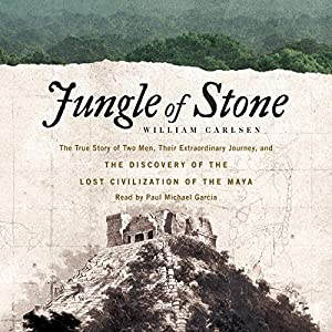Jungle of Stone Audiobook