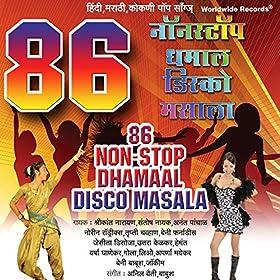 86 Non-Stop Dhamaal Disco Masala