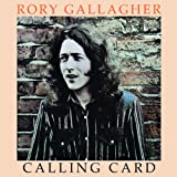 Calling Card Rory Gallagher