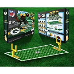 Buy NFL Green Bay Packers Game Time Set by OYO