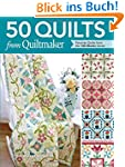 50 Quilts from Quiltmaker's Quilts fr...