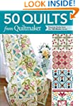 50 Quilts from Quiltmaker: Favorite Q...