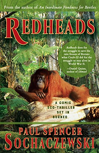 redheads-a-comic-eco-thriller-set-in-borneo-english-edition