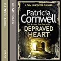 Depraved Heart (       UNABRIDGED) by Patricia Cornwell Narrated by Susan Ericksen
