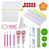 5D Diamond Painting Tools with One-Stop Kits Accessories, New Design DIY Craft Diamond Painting Tools for Adults (Color: tool kit)