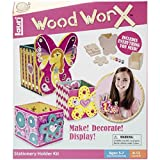 Patch Lauri Toys Wood Worx Stationery Holder Kit
