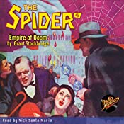 The Spider #5: Empire of Doom | Grant Stockbridge
